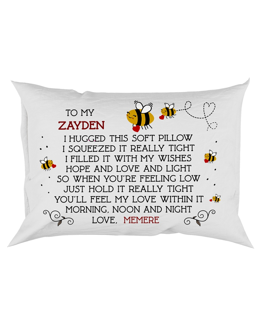 Zayden love Memere Rectangular Pillowcase