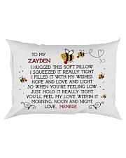Zayden love Memere Rectangular Pillowcase front