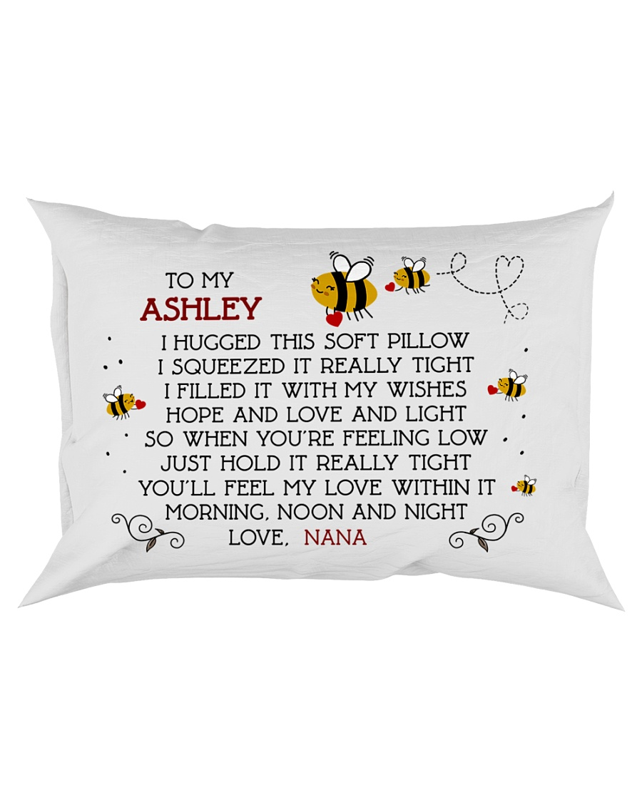 Ashley - Nana Rectangular Pillowcase