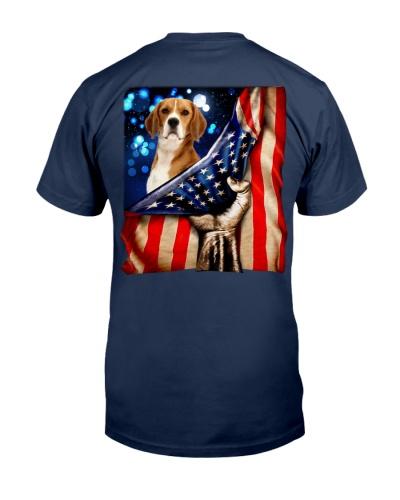 treeing walker coonhound American