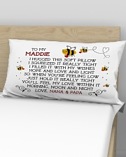 Maddie - Nana Papa Rectangular Pillowcase aos-pillow-rectangular-front-lifestyle-02