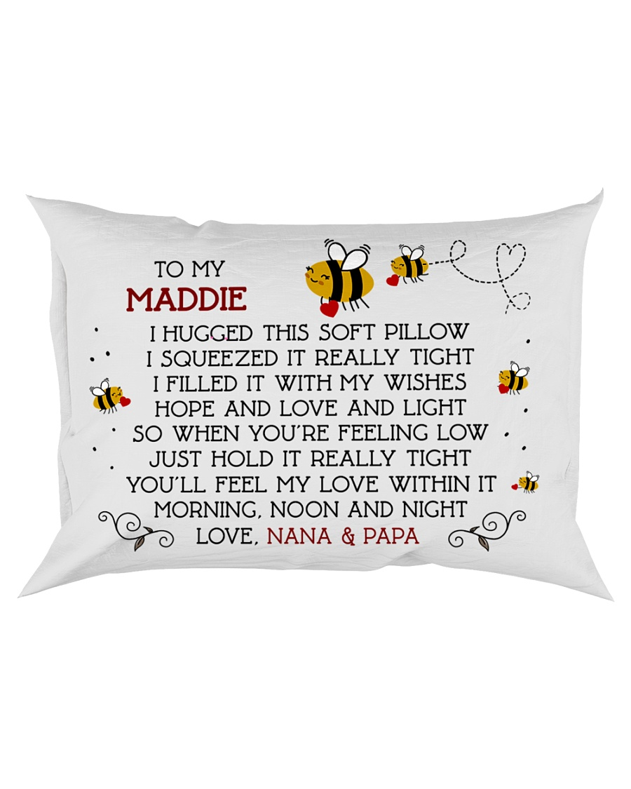 Maddie - Nana Papa Rectangular Pillowcase