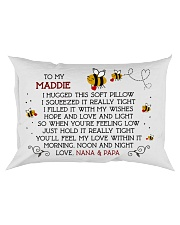 Maddie - Nana Papa Rectangular Pillowcase front