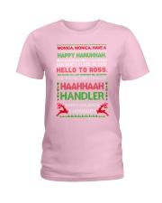 CHRISTMAS IS COMING Ladies T-Shirt thumbnail