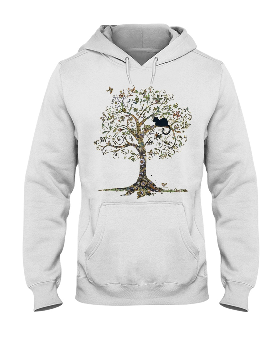 BEST GIFTS FOR CAT LOVERS Hooded Sweatshirt