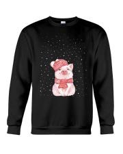 CHRISTMAS IS COMING Crewneck Sweatshirt front
