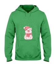 CHRISTMAS IS COMING Hooded Sweatshirt thumbnail