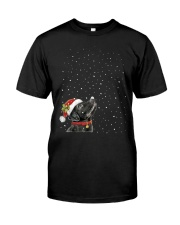 CHRISTMAS IS COMING Classic T-Shirt front