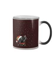 CHRISTMAS IS COMING Color Changing Mug thumbnail