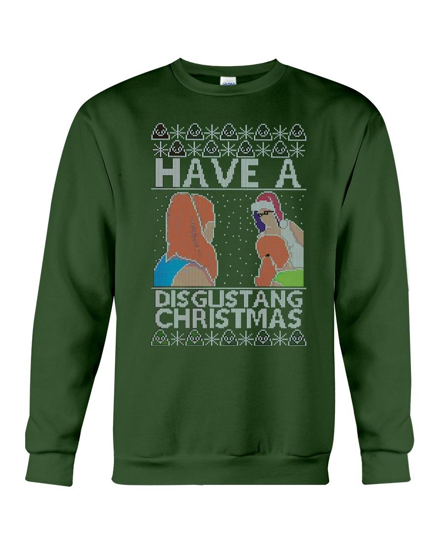 BEST CHRISTMAS JUMPER EVER Crewneck Sweatshirt