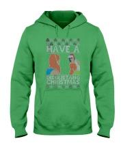 BEST CHRISTMAS JUMPER EVER Hooded Sweatshirt thumbnail