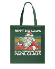 PAPA CLAUS Tote Bag thumbnail
