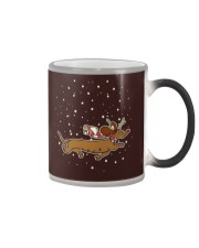 CHRISTMAS IS COMING Color Changing Mug thumbnail