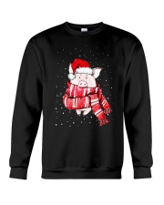CHRISTMAS IS COMING Crewneck Sweatshirt front