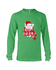 CHRISTMAS IS COMING Long Sleeve Tee thumbnail
