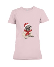 CHRISTMAS IS COMING Premium Fit Ladies Tee thumbnail