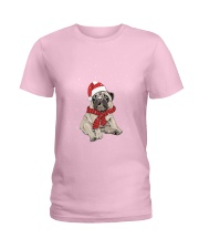 CHRISTMAS IS COMING Ladies T-Shirt thumbnail