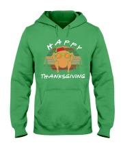 HAPPY THANKSGIVING Hooded Sweatshirt thumbnail
