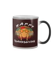 HAPPY THANKSGIVING Color Changing Mug thumbnail