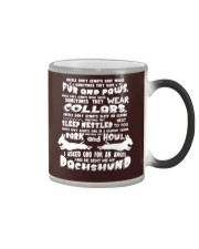 BEST GIFTS FOR DOGS LOVERS Color Changing Mug thumbnail