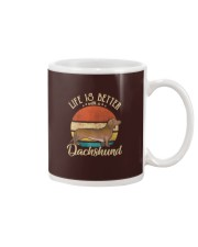 LIFE IS BETTER WITH A DACHSHUND Mug thumbnail