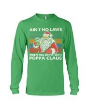 PAPA CLAUS Long Sleeve Tee thumbnail