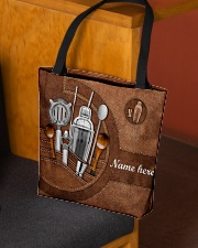 BARTENDER CLOTH TOTE-ACCESSORY POUCH-PILLOW All-over Tote aos-all-over-tote-lifestyle-front-02