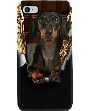 Dachshund phone case Phone Case i-phone-8-case