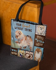 POMERANIAN BAG All-over Tote aos-all-over-tote-lifestyle-front-02