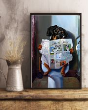 FUNNY DACHSHUND POSTER 11x17 Poster lifestyle-poster-3