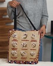 BASEBALL BAG-ACCESSORY POUCH-PILLOW All-over Tote aos-all-over-tote-lifestyle-front-10