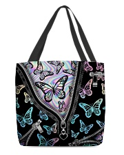 BUTTERFLY BAG All-over Tote back