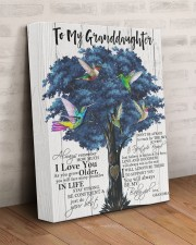 TO MY GRANDDAUGHTER 11x14 Gallery Wrapped Canvas Prints aos-canvas-pgw-11x14-lifestyle-front-07