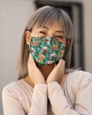 Golden Retriever Cloth face mask aos-face-mask-lifestyle-17
