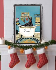 PERSONALIZED DOBERMAN POSTER 11x17 Poster lifestyle-holiday-poster-4