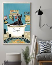 PERSONALIZED DOBERMAN POSTER 11x17 Poster lifestyle-poster-1