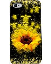 TURTLE SUNFLOWER PHONE CASE Phone Case i-phone-8-case