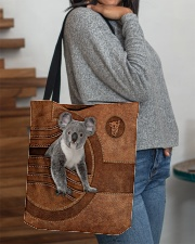 KOALA BAG-ACCESSORY POUCH-PILLOW All-over Tote aos-all-over-tote-lifestyle-front-09
