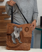 KOALA BAG-ACCESSORY POUCH-PILLOW All-over Tote aos-all-over-tote-lifestyle-front-10