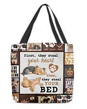 YORKSHIRE TERRIER BAG All-over Tote back