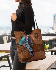 TURTLE CLOTH TOTE-ACCESSORY POUCH-PILLOW All-over Tote aos-all-over-tote-lifestyle-front-04