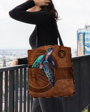 TURTLE CLOTH TOTE-ACCESSORY POUCH-PILLOW All-over Tote aos-all-over-tote-lifestyle-front-05