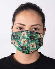 Labrador Retriever Cloth face mask aos-face-mask-lifestyle-01