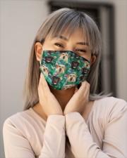 Labrador Retriever Cloth face mask aos-face-mask-lifestyle-17
