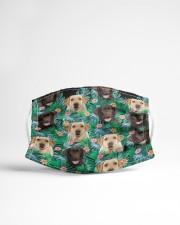 Labrador Retriever Cloth face mask aos-face-mask-lifestyle-22