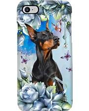 DOBERMAN - PHONE CASE Phone Case i-phone-8-case