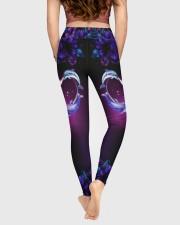 DOLPHIN FLOWER High Waist Leggings aos-high-waist-leggings-lifestyle-05