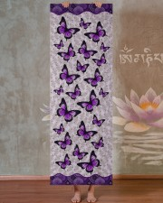 BUTTERFLY YOGA MAT Yoga Mat 24x70 (vertical) aos-yoga-mat-lifestyle-29