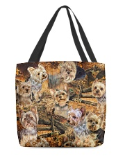 YORKSHIRE TERRIERS BAG All-over Tote back