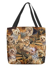 YORKSHIRE TERRIERS BAG All-over Tote front